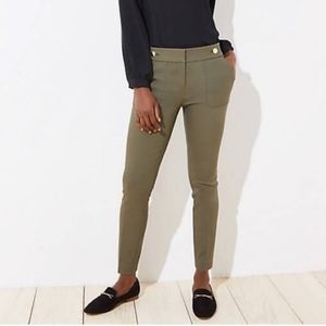 Loft Marisa skinny pants size 12